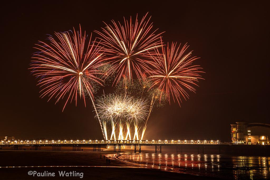 Weston-super-mare-fireworks